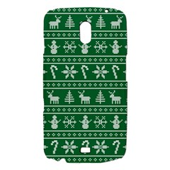 Ugly Christmas Samsung Galaxy Nexus i9250 Hardshell Case