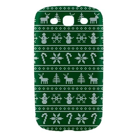 Ugly Christmas Samsung Galaxy S III Hardshell Case