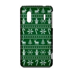 Ugly Christmas HTC Evo Design 4G/ Hero S Hardshell Case