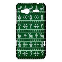 Ugly Christmas HTC Radar Hardshell Case