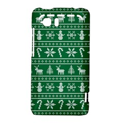 Ugly Christmas HTC Vivid / Raider 4G Hardshell Case