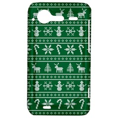 Ugly Christmas HTC Incredible S Hardshell Case