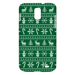 Ugly Christmas Samsung Galaxy S II Skyrocket Hardshell Case