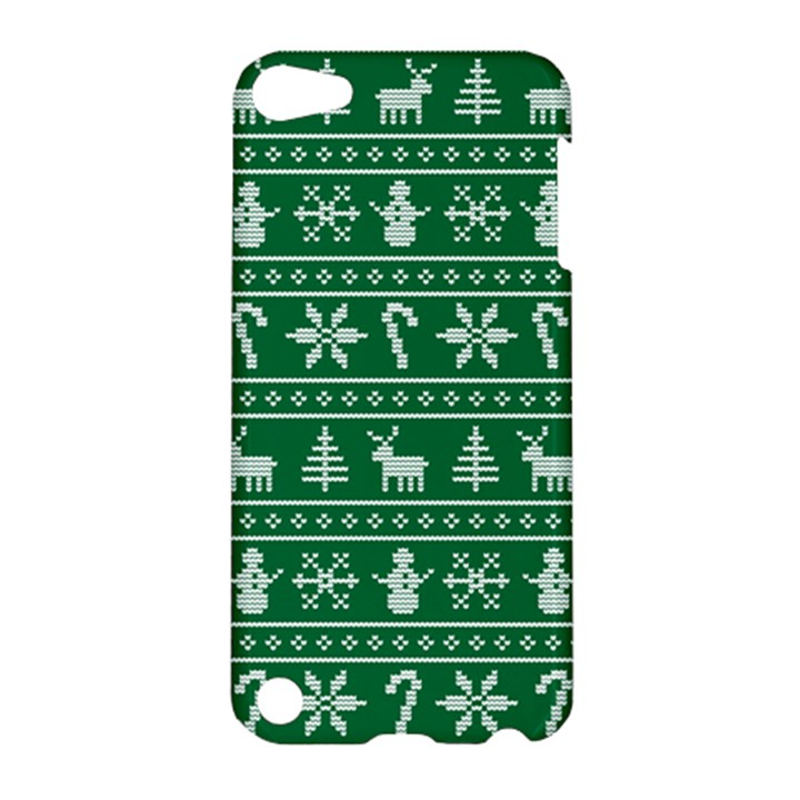 Ugly Christmas Apple iPod Touch 5 Hardshell Case