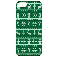 Ugly Christmas Apple Iphone 5 Classic Hardshell Case