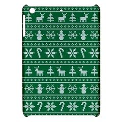 Ugly Christmas Apple Ipad Mini Hardshell Case