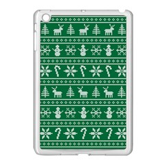Ugly Christmas Apple Ipad Mini Case (white)