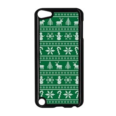 Ugly Christmas Apple Ipod Touch 5 Case (black)
