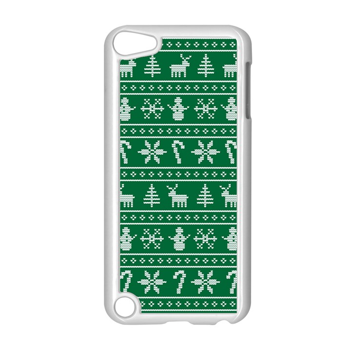 Ugly Christmas Apple iPod Touch 5 Case (White)