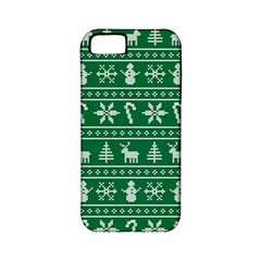 Ugly Christmas Apple iPhone 5 Classic Hardshell Case (PC+Silicone)