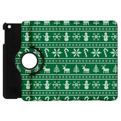Ugly Christmas Apple iPad Mini Flip 360 Case