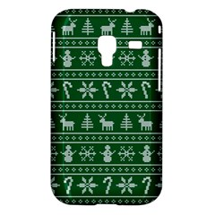 Ugly Christmas Samsung Galaxy Ace Plus S7500 Hardshell Case