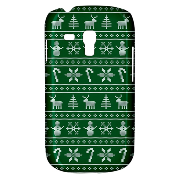 Ugly Christmas Samsung Galaxy S3 MINI I8190 Hardshell Case
