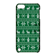 Ugly Christmas Apple iPod Touch 5 Hardshell Case with Stand