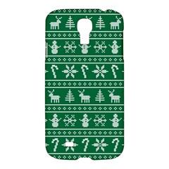 Ugly Christmas Samsung Galaxy S4 I9500/I9505 Hardshell Case