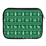 Ugly Christmas Apple iPad 2/3/4 Zipper Cases Front