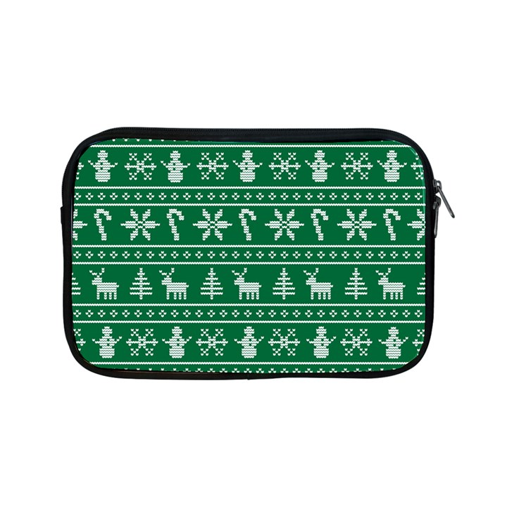Ugly Christmas Apple iPad Mini Zipper Cases