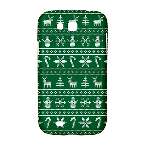 Ugly Christmas Samsung Galaxy Grand GT-I9128 Hardshell Case