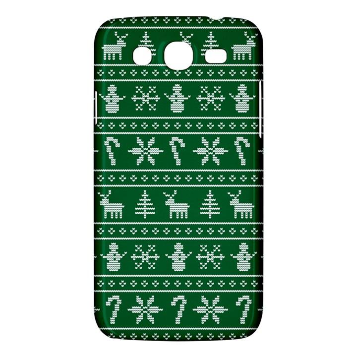 Ugly Christmas Samsung Galaxy Mega 5.8 I9152 Hardshell Case