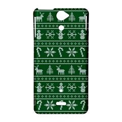 Ugly Christmas Sony Xperia V