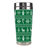 Ugly Christmas Stainless Steel Travel Tumblers Center