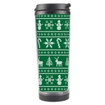 Ugly Christmas Travel Tumbler Left