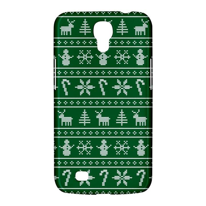 Ugly Christmas Samsung Galaxy Mega 6.3  I9200 Hardshell Case