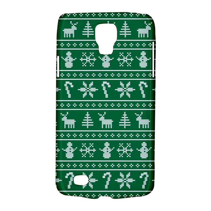 Ugly Christmas Galaxy S4 Active