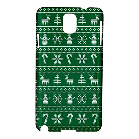 Ugly Christmas Samsung Galaxy Note 3 N9005 Hardshell Case