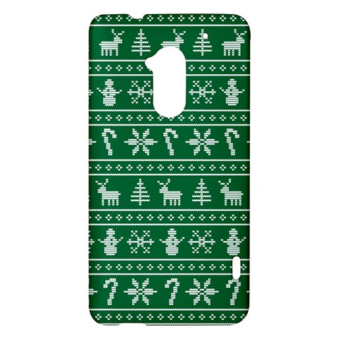 Ugly Christmas HTC One Max (T6) Hardshell Case