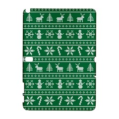 Ugly Christmas Samsung Galaxy Note 10 1 (p600) Hardshell Case