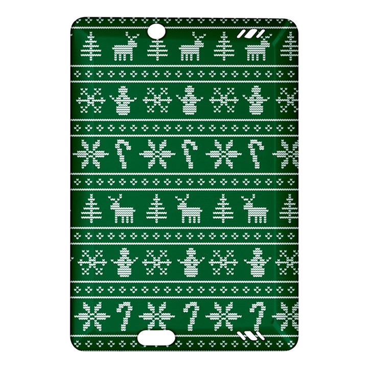 Ugly Christmas Amazon Kindle Fire HD (2013) Hardshell Case