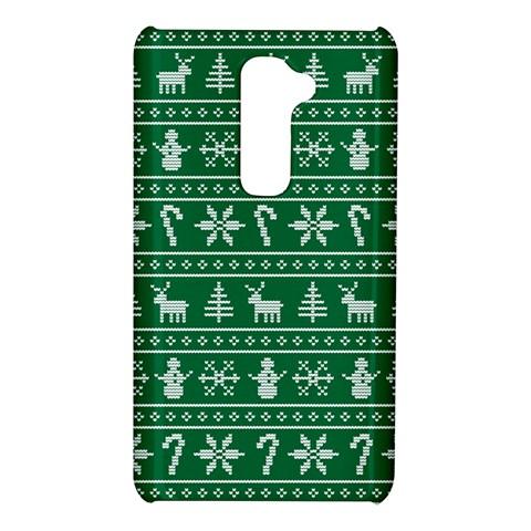 Ugly Christmas LG G2
