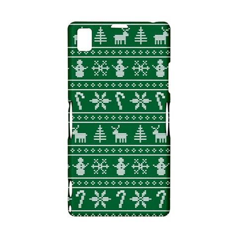 Ugly Christmas Sony Xperia Z1