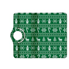 Ugly Christmas Kindle Fire Hdx 8 9  Flip 360 Case