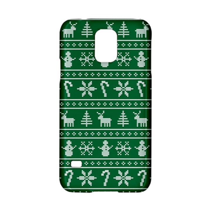 Ugly Christmas Samsung Galaxy S5 Hardshell Case