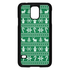Ugly Christmas Samsung Galaxy S5 Case (black)