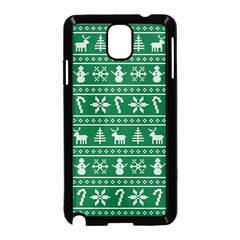 Ugly Christmas Samsung Galaxy Note 3 Neo Hardshell Case (black)