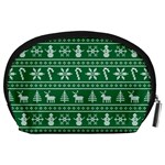 Ugly Christmas Accessory Pouches (Large)  Back