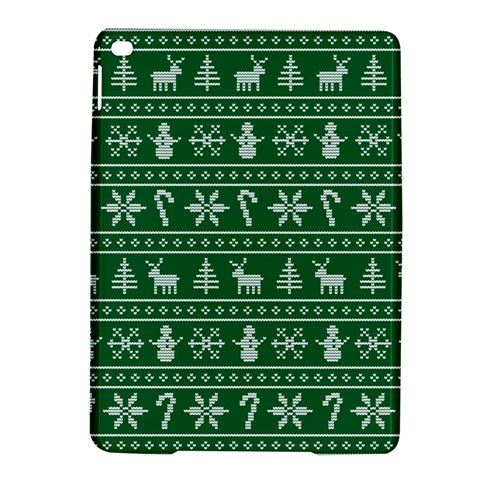Ugly Christmas iPad Air 2 Hardshell Cases