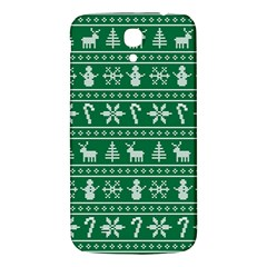 Ugly Christmas Samsung Galaxy Mega I9200 Hardshell Back Case