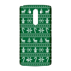Ugly Christmas LG G3 Back Case