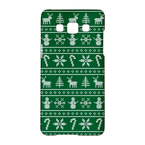 Ugly Christmas Samsung Galaxy A5 Hardshell Case