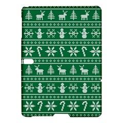 Ugly Christmas Samsung Galaxy Tab S (10.5 ) Hardshell Case
