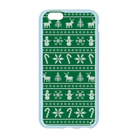 Ugly Christmas Apple Seamless iPhone 6/6S Case (Color)
