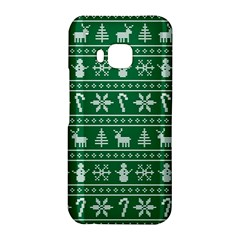 Ugly Christmas HTC One M9 Hardshell Case