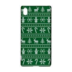 Ugly Christmas Sony Xperia Z3+