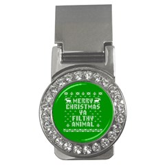 Ugly Christmas Ya Filthy Animal Money Clips (CZ)
