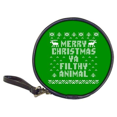 Ugly Christmas Ya Filthy Animal Classic 20-CD Wallets