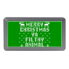 Ugly Christmas Ya Filthy Animal Memory Card Reader (Mini)